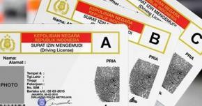 PERKAP NOMOR 9 TAHUN 2012 TENTANG SIM BESERTA LAMPIRANNYA